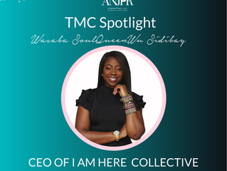 The Mentorship Circle (TMC) Spotlight: Self-Love Coach, Wasaba SoulQueenWu Sidibay