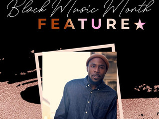 ANJPR Black Music Month:  Chisom Uzosike Talks About His Clothing Brand and New Music