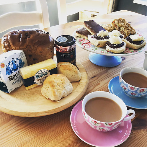 The Ultimate Cornish Cream Tea