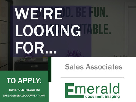 Why You Will Love Working for Emerald