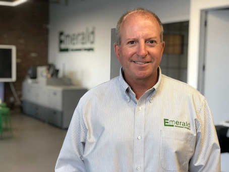 Keith Elgort Named Vice President at Emerald Document Imaging