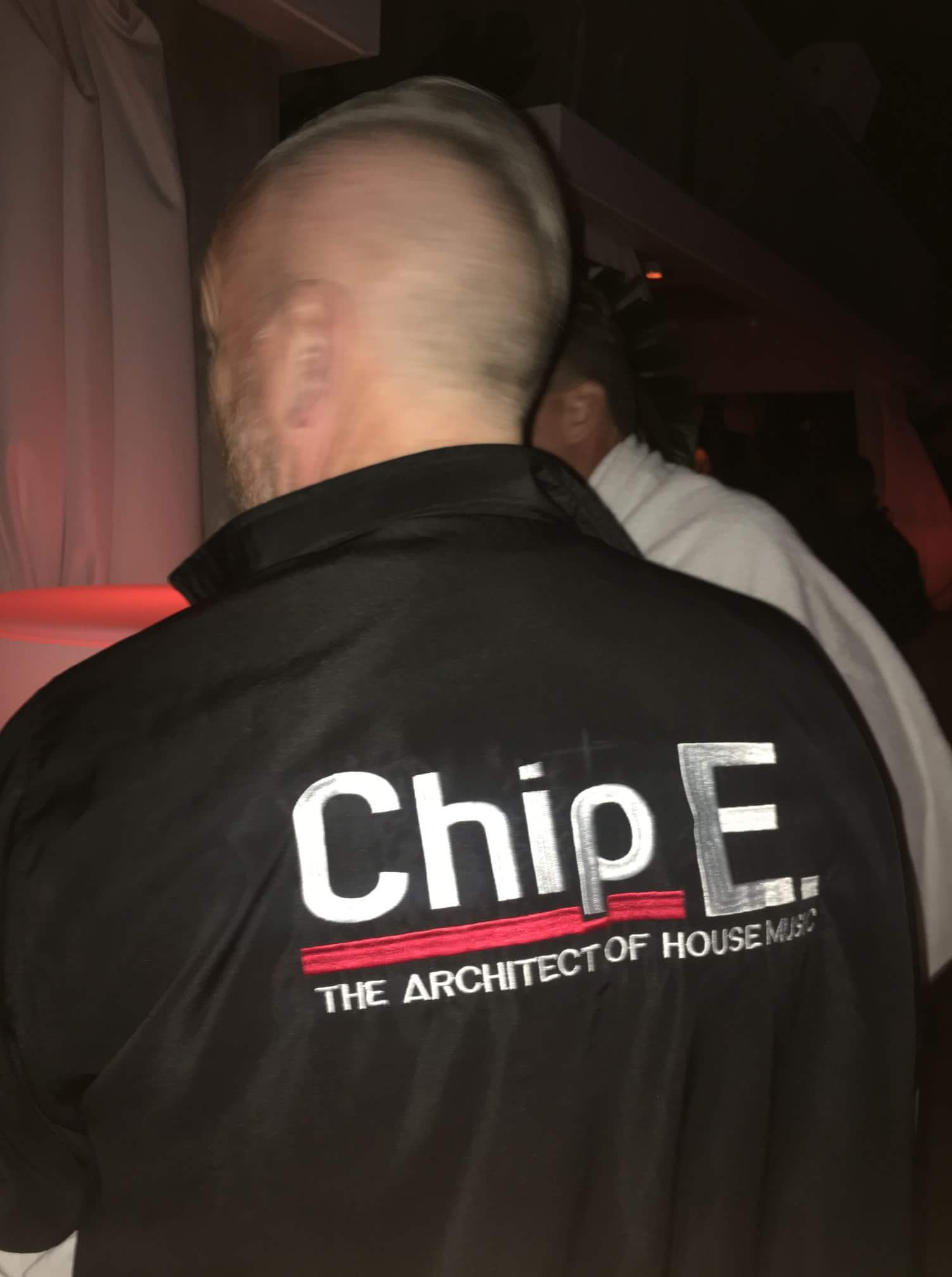 Chip E at Ultra