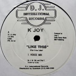 Chip E. - K JOY