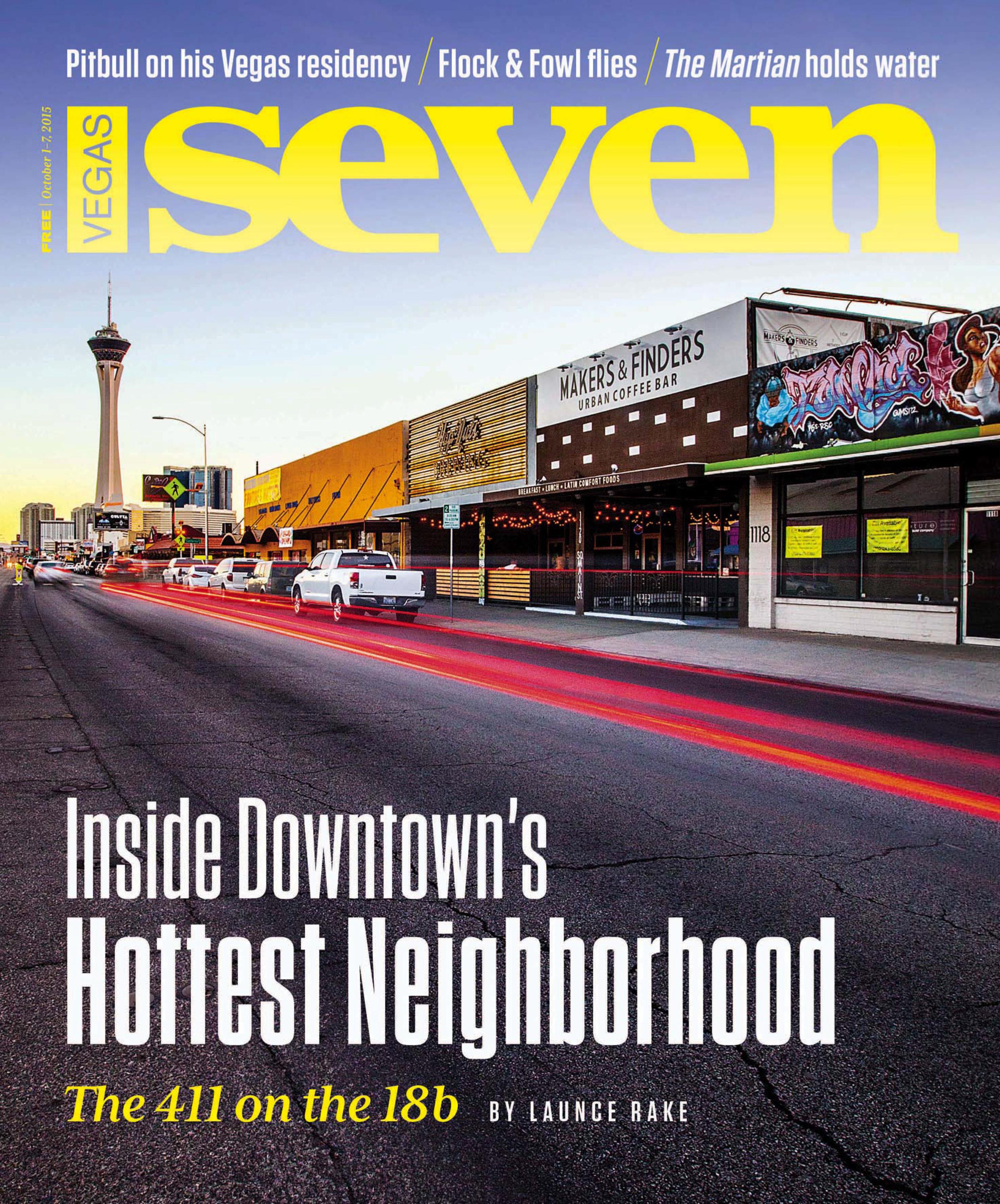 Vegas Seven Oct 01 2015