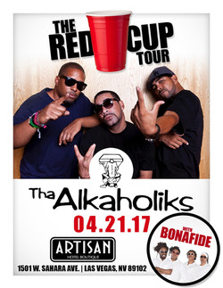 Alkaholiks Event with G Minor
