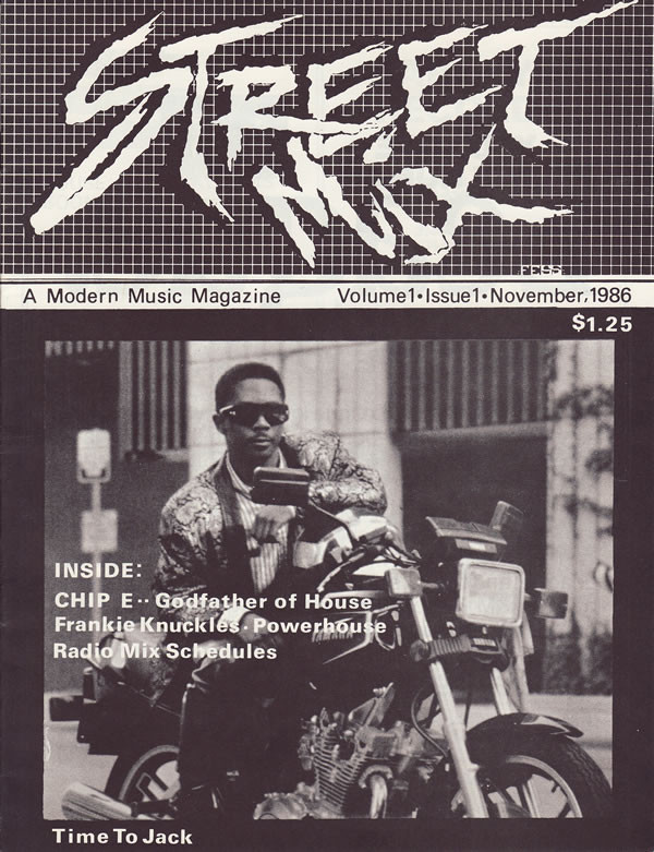 Chip E. - Street Mix Magazine