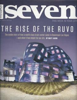 Vegas Seven Magazine Feature Article
