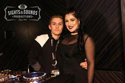Vlad Lux and Nikki Phoenix at CliQue