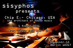 Chip E. - Sisyphos, Berlin