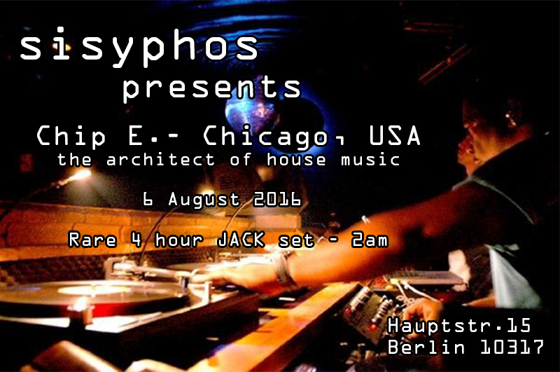Sisyphos, Berlin Germany