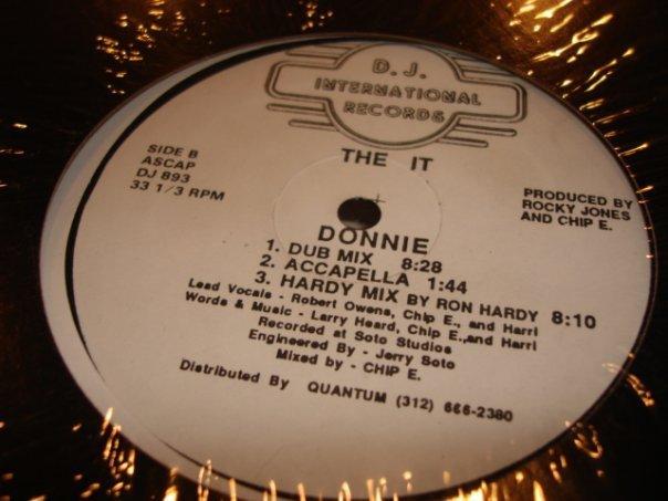Chip E. - Donnie