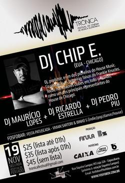 Chip E. - Tronica, Rio de Janeiro