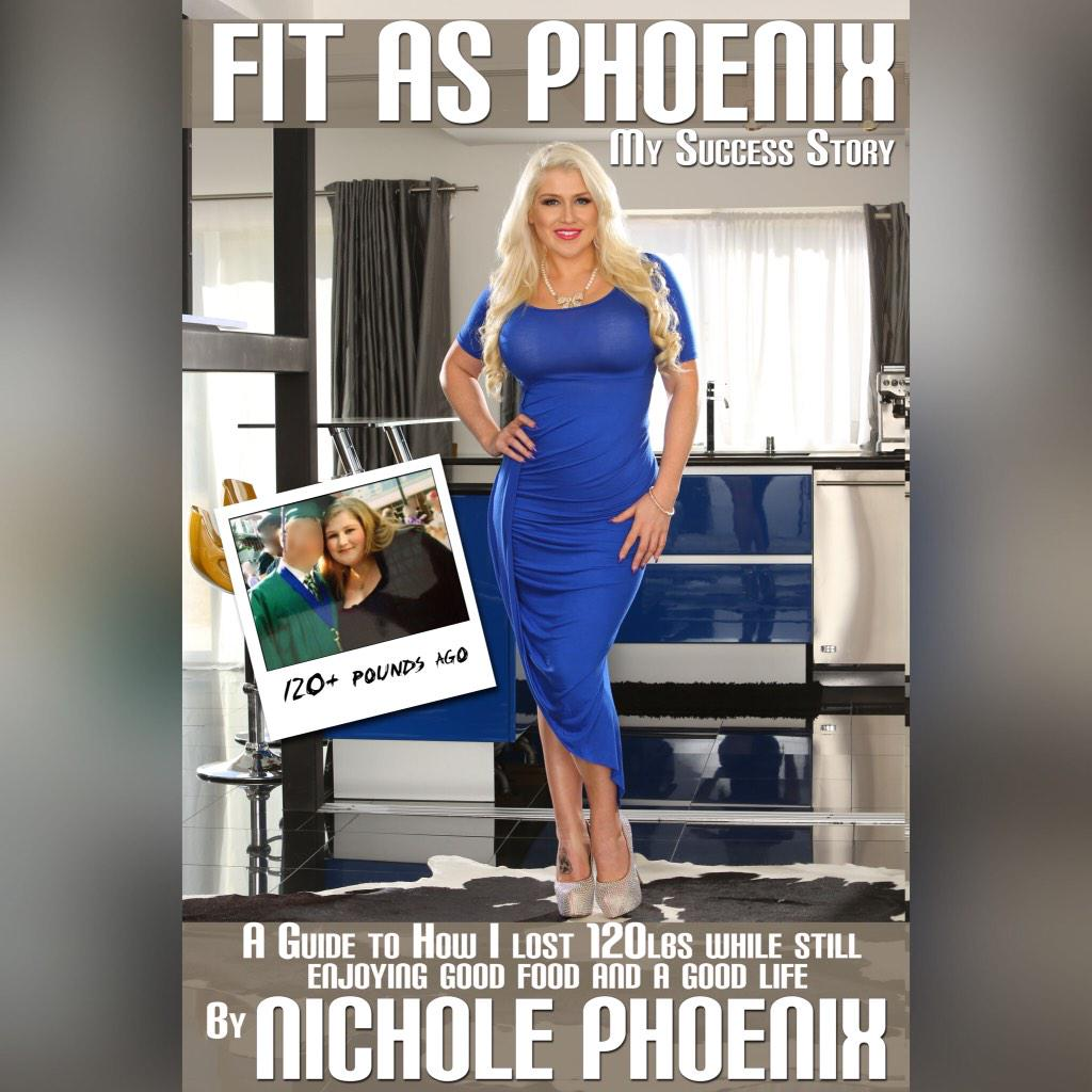 Fit As Phoenix: Available at Amazon!