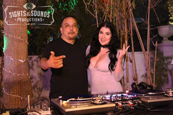 DJ G Minor and Nikki Phoenix