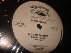 Chip E. - Jack Me Frankie