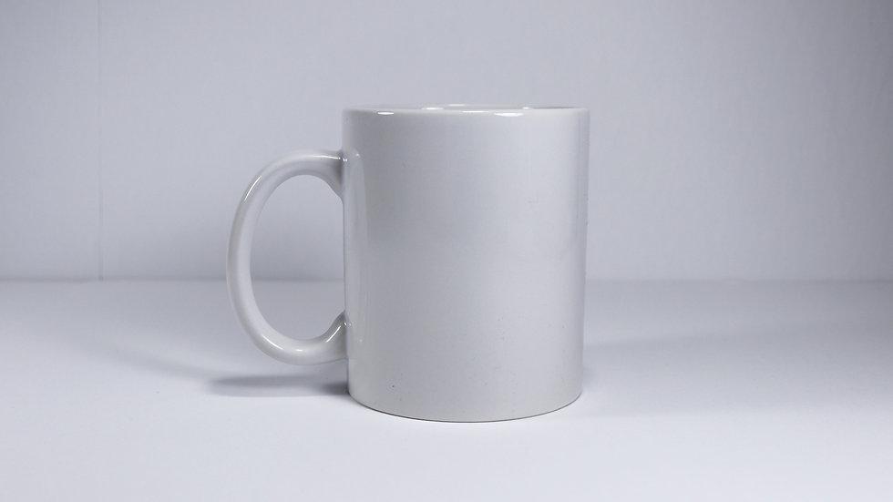 White sublimation Coffee Mug - 11oz