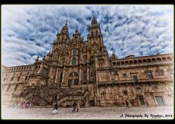 la catedral de santiago de compostel