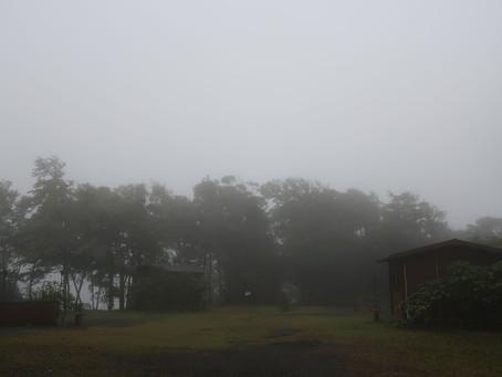 高原の天気の移り変わり(2021年5月18日)