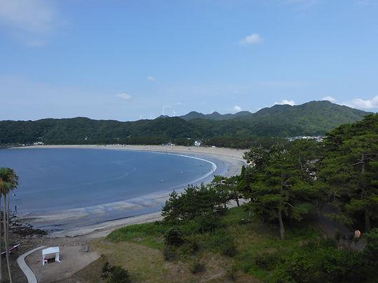 弓ヶ浜1Myphoto.JPG