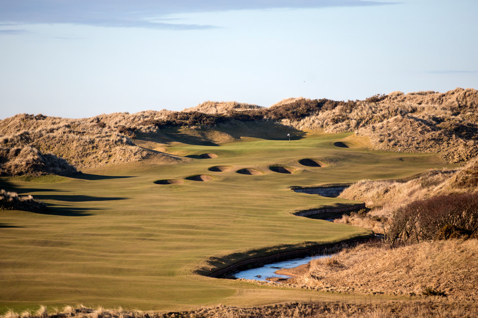 Trump International Golf Links Scotland