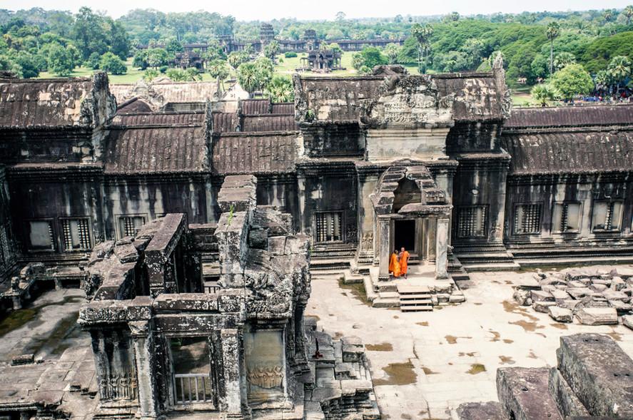 Cambodia - Angkor Watt