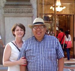 Us in Milan