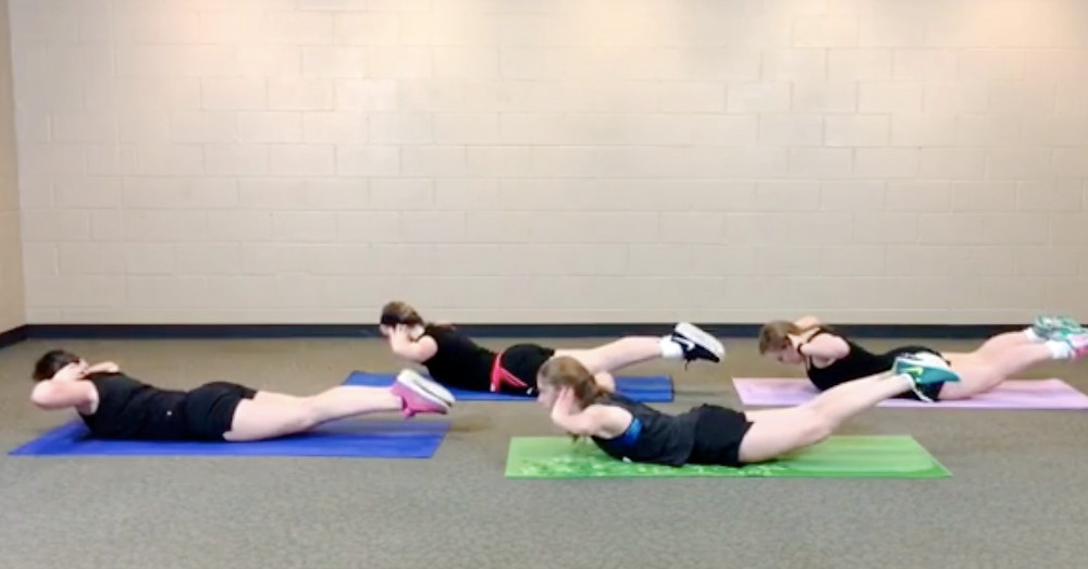Irish dance strength and conditioning, Irish dance injuries, training with an injury