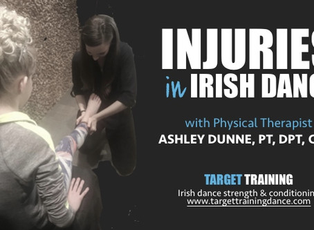 Injuries in Irish Dance