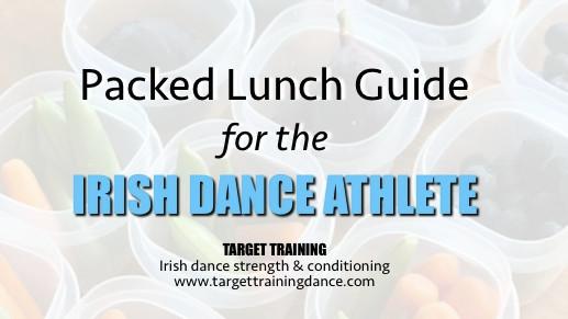 Irish dance nutrition; Irish dance strength and conditioning; Irish dance training
