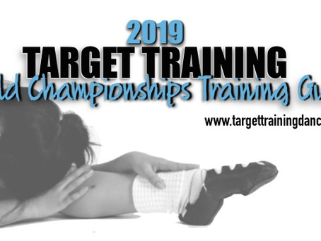 2019 World Championships Training Guide