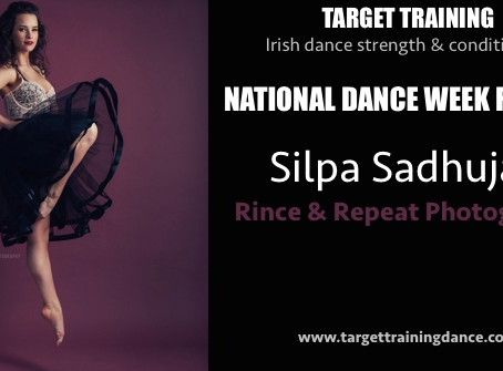 National Dance Week - Silpa Sadhujan of Rince & Repeat