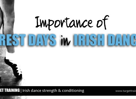 Importance of Rest Days in Irish Dance
