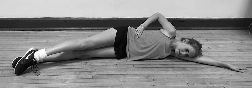 Irish dance turnout exercise; Irish dance strength and conditioning; Irish dance training