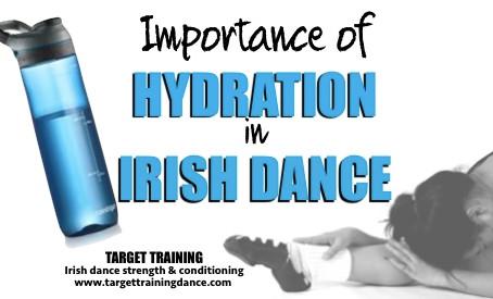 Importance of Hydration in Irish Dance