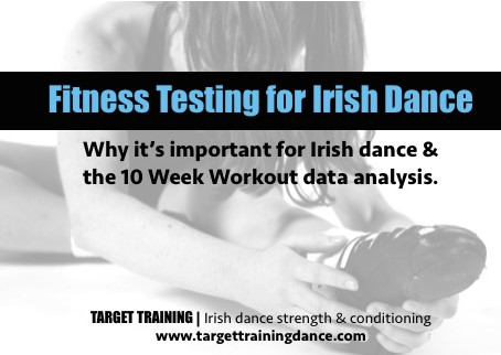 Fitness Testing for Irish Dance