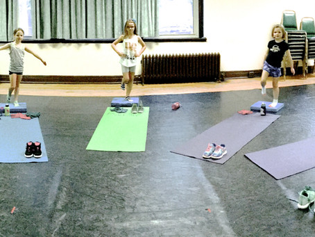 Why Single Leg Training for Irish Dancers is a MUST