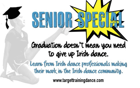 Irish dance strength and conditioning, Irish dancing after high school