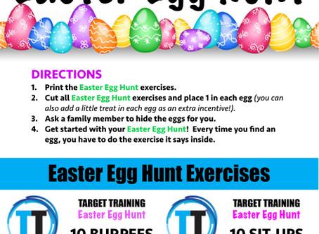 TT Easter Egg Hunt