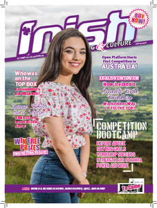 Irish dancing magazine, Irish dance stamina, Irish dance strength and conditioning