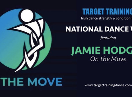 National Dance Week - Jamie Hodges of On the Move
