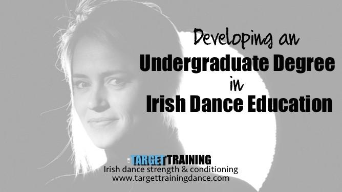 Irish dance education; Irish dance strength and conditioning; Ellen Gahl Waller