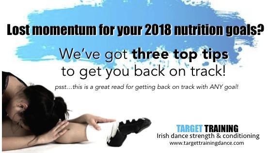Irish dance nutrition, Irish dance strength and conditioning, what Irish dancers should eat