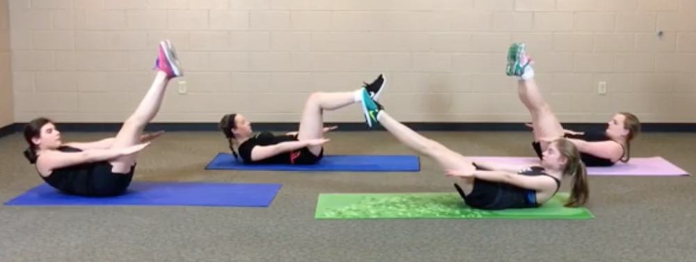 Irish dance strength and conditioning, core strength for Irish dance, ab workouts for Irish dance