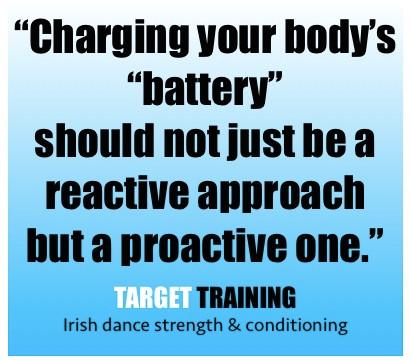Irish dance mindset, Irish dance mentality