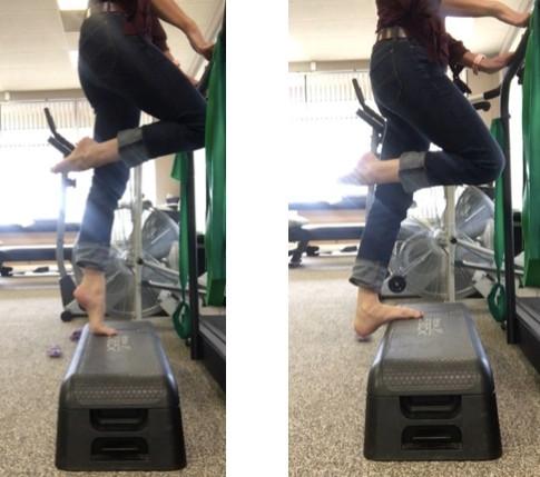 Irish dance strength and conditioning, dancer knee pain, vmo dips, knee pain from dancing, ballet knee pain
