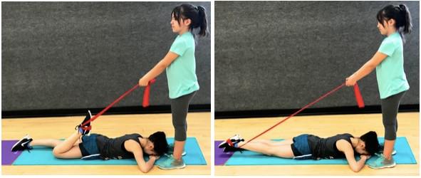 Extension in Irish dance, Irish dance strength and conditioning