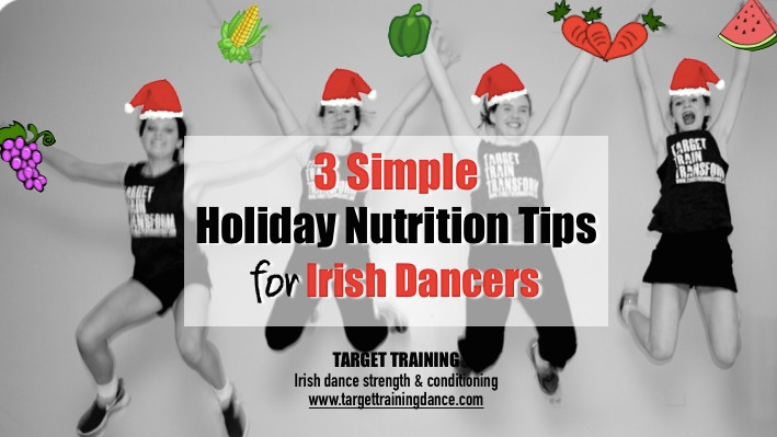 Irish dance nutrition, what Irish dancers should eat