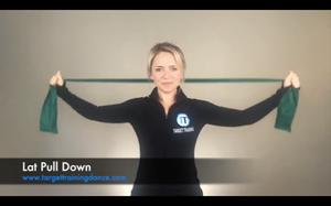 Posture exercises for Irish dance, strength and conditioning for Irish dance, improving posture in Irish dance