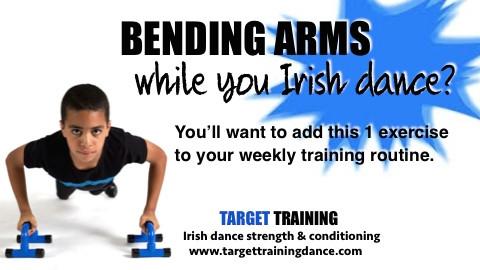 Irish dance strength and conditioning, exercises for Irish dance, posture for Irish dance, posture exercises for Irish dance