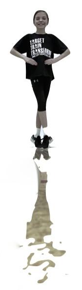 toe height exercises for Irish dance, Irish dance strength and conditioning